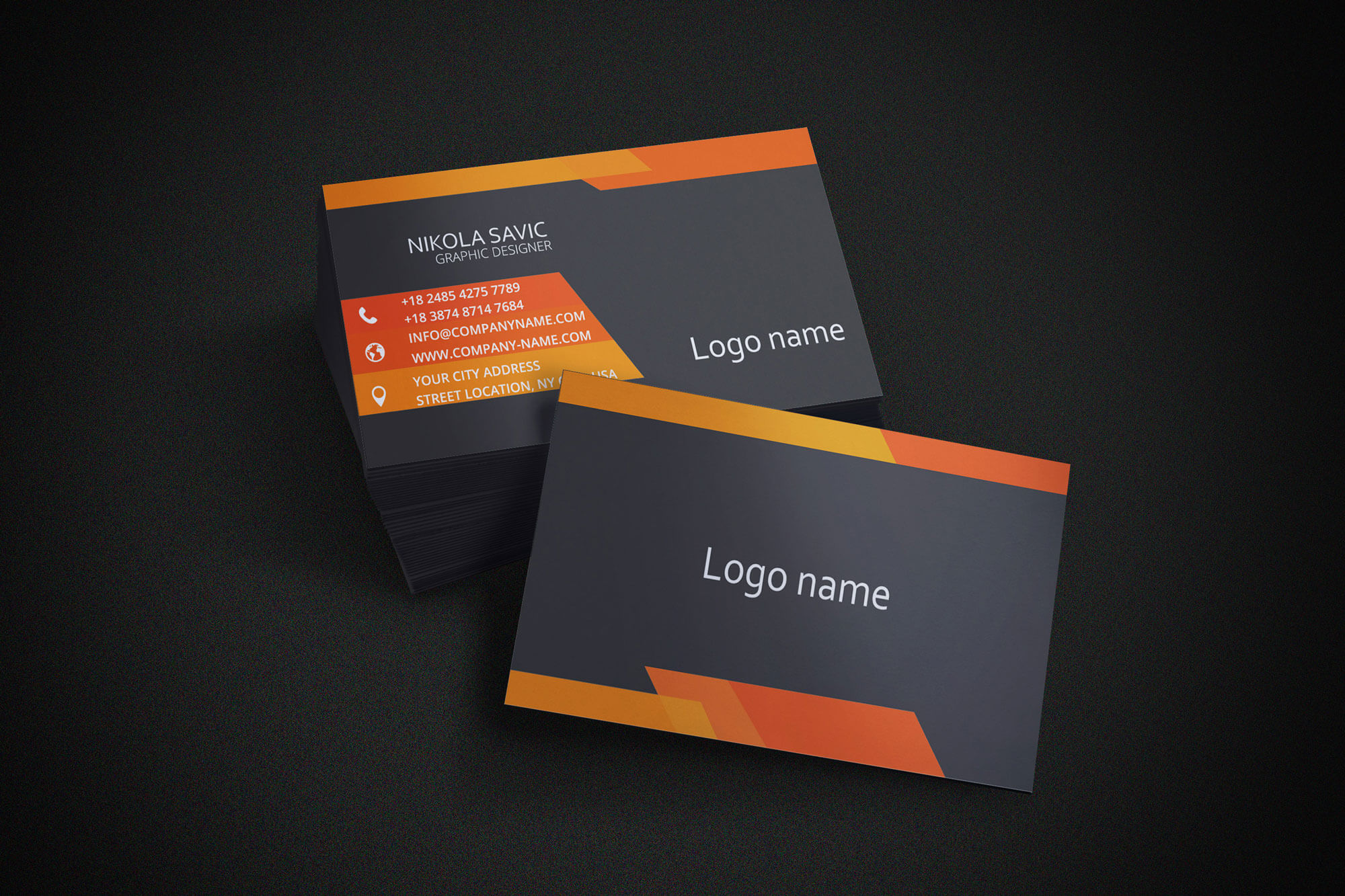 Ez sign we do design and print business card reheart Image collections